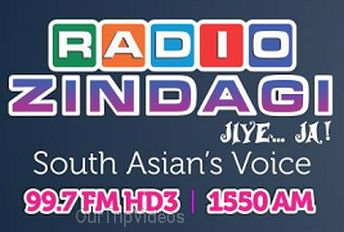 Radio Zindagi India Bollywood Radio Hindi(Hindi लाइव रेडियो स्ट्रीमिंग चैनल) Radio Channel Live Streaming